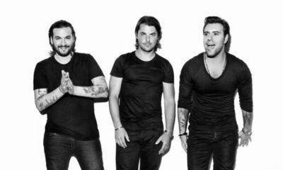 Posters de los Swedish House Mafia aparecieron insinuando su regreso a la música