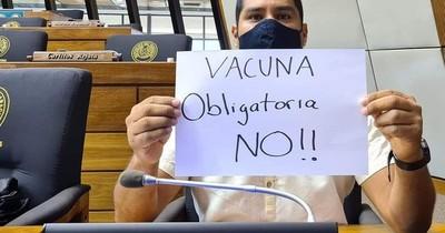 La Nación / Dióxido de cloro y COVID: diputado pide autorizar uso del polémico y peligroso químico