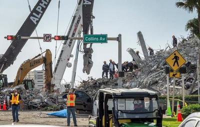 Número de muertos en Miami subió a 94