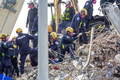 Miami: cifra de víctimas fatales ascendió a 94