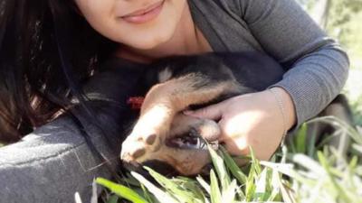 Paraguayas recaudan dinero para cumplir el sueño de Leidy Luna