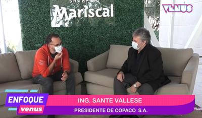 Enfoque Venus: Hablamos con el Ing. Sante Vallese, Presidente de Copaco
