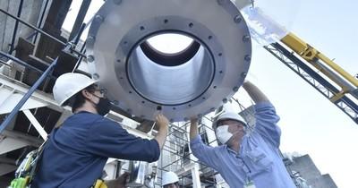 La Nación / Iniciaron adecuación de la línea paraguaya en la EBY para poder acceder al 100% de la producción