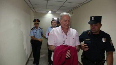 Defensa de Ramón González Daher pide transferir fondos a SET