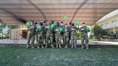 Trabajadores esenciales del Chaco recibieron primera dosis