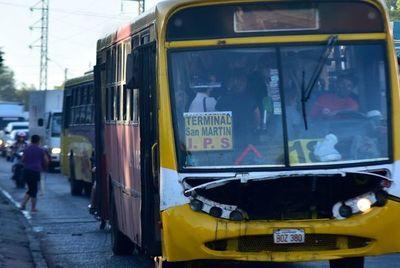 Estado pagará hasta 2.267% más en subsidio de buses chatarra