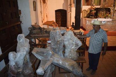 Organizan rifa para proteger reliquias jesuitas históricas e invaluables de San Joaquín