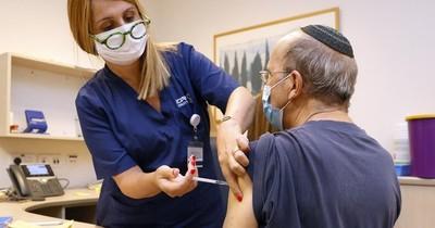 La Nación / Israel: Tercera dosis del anticovid para población vulnerable