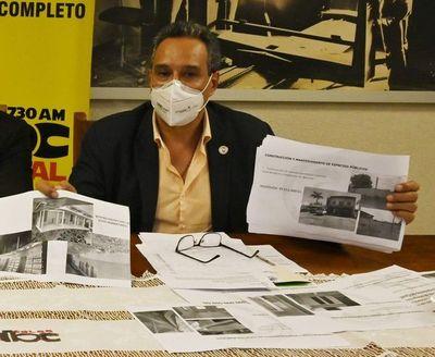 ONG CIAP aparece como una de las mimadas de Gobernación de Central