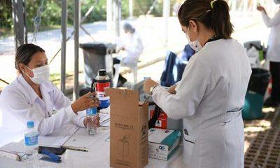 Itaipú coopera en logística con Salud Pública en inicio de vacunación masiva – Diario TNPRESS