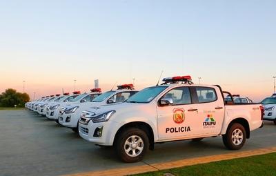 Policía cierra millonarios contratos de mantenimiento de vehículos