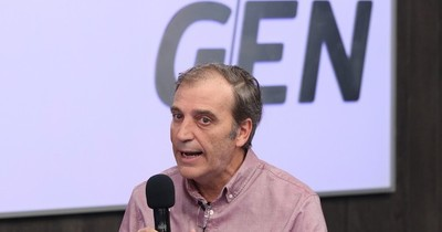 """La Nación / """"Vacunación, descenso de casos y muertes son positivos, pero no bajemos la guardia"""", dice Balmelli"""