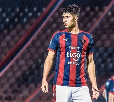 Rodrigo Delvalle: del triunfo clave contra Libertad en el Apertura 2020 a debutar en la Copa Libertadores