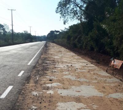 En agosto estaría listo el nuevo asfaltado entre Loreto y la ruta PY05