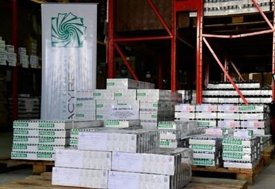 EBY entregó a Salud medicamentos para el Covid-19 por más de 1.500 millones de guaraníes