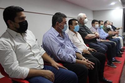 ITAPÚA: ANR PROCLAMÓ A SUS CANDIDATOS PARA LAS ELECCIONES DE OCTUBRE