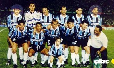 Francisco Arce y Roger Machado: de campeones de América con Gremio de Porto Alegre a entrenadores rivales