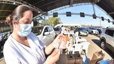 Conozca los 220 vacunatorios Covid-19 habilitados en Paraguay