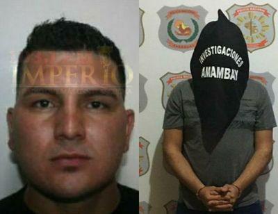 Guardiacárcel con orden de captura por robo agravado es detenido por la Policía