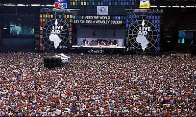 Día Mundial del Rock: las curiosidades del Live Aid, el masivo evento benéfico que originó la fecha