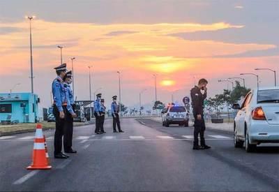 Policía alertan a la ciudadanía para no caer extorsión