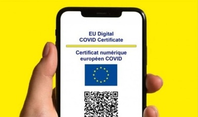 """""""Pasaporte COVID"""": Cómo y dónde se solicita el Certificado Digital Verde que entró en vigencia en la Unión Europea"""