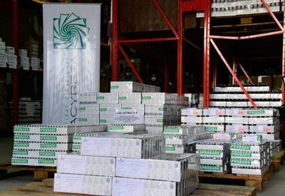 Importante lote de medicamentos entregó Yacyretá al Ministerio de Salud