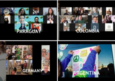 Paraguayos, presentes en el cumpleaños virtual del ex Beatle Ringo Starr
