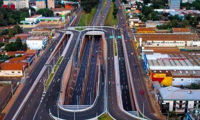 Piden prestar atención a desvíos y señalizaciones para transitar de manera segura por el Multiviaducto de CDE