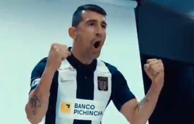 """""""Llega un mundialista al equipo del pueblo"""": Así presentan al 'Pájaro' Benítez"""