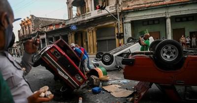 La Nación / El internet móvil, gran aliado de las airadas protestas en Cuba