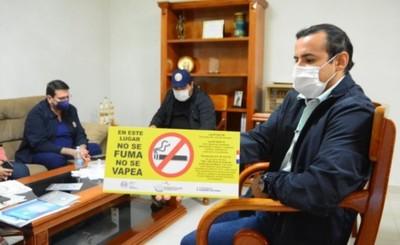 Presentarán proyecto de ordenanza anti cigarrillos y vapeadores