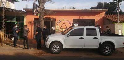 Matan a tiros a presunto distribuidores de crack frente a una bodega en Capiatá