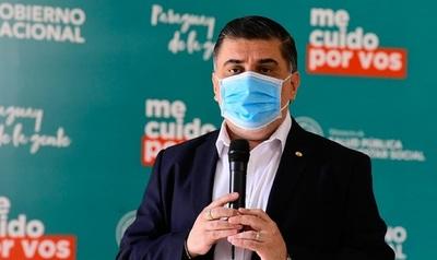 Ministro anuncia que para el fin de semana pretenden utilizar las 500.000 dosis de Pfizer