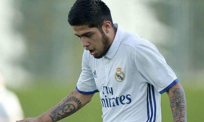 Sergio Díaz regresa al Real Madrid