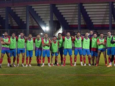 Cerro Porteño: los once titulares y los doce suplentes vs. Fluminense
