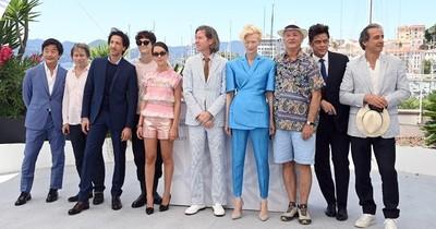 La Nación / Wes Anderson y su banda de estrellas desembarcan en Cannes