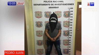 Detienen a guardiacárcel investigado por robo de casino en PJC