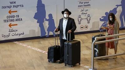 Israel reportó su mayor cifra de contagios desde marzo y aprobó nuevas restricciones