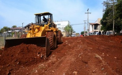 Calle arrendada por los ZI es recuperada por la Municipalidad de CDE