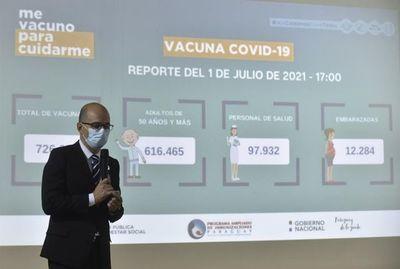 COVID-19: Desde Ministerio de Salud analizan aplicar Pfizer como segunda dosis a quienes recibieron AstraZeneca