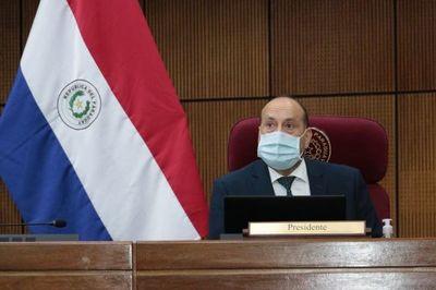 En 'sesión de lavandina', rechazan pedidos de pérdida de investidura de Zacaría Irún, Friedmann y Sixto Pereira