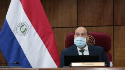 """En """"sesión de lavandina"""" senadores rechazan pedidos de pérdida de investidura"""
