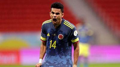 Luis Díaz, de la selección indígena a revelación de Copa América