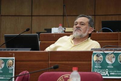 En sesión extra: el Senado rechazó los pedidos de pérdida de investidura de Javier Zacarias Irún, Rodolfo Friedman y Sixto Pereira