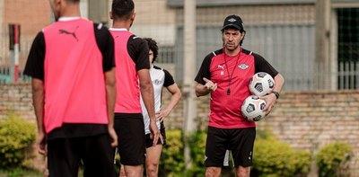 Los convocados de Libertad para medir a Junior en la Copa Sudamericana