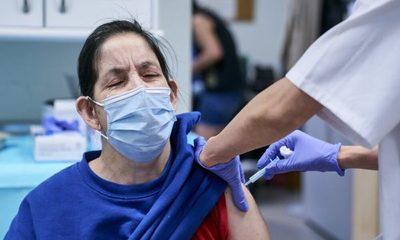 Dolor en el brazo y otras molestias tras vacunarse