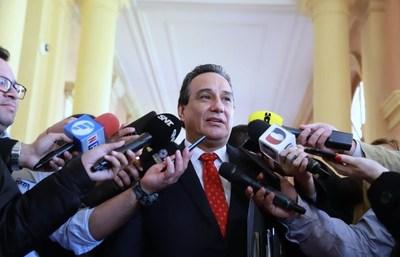 Junta Departamental tratará intervención de Gobernación de Central •
