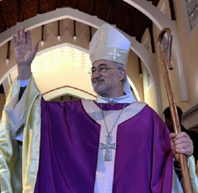 Cristóbal López, primer cardenal paraguayo, está de visita en el país