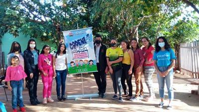 Caaguazú: Caja de ludo-protección, una herramienta para capacitar a adolescentes sobre violencia